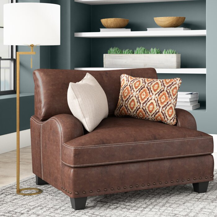 Greyleigh Cainsville Chair And A Half Wayfairca