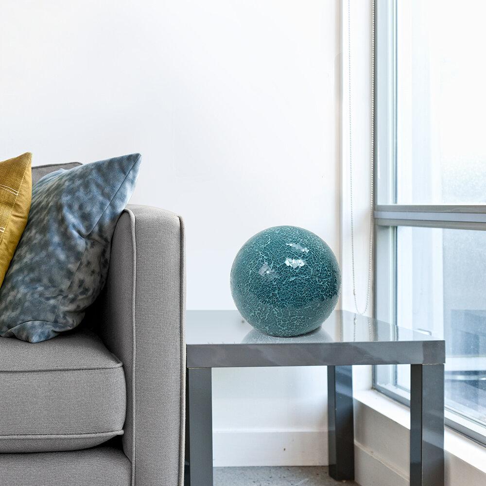 Fine Arvin Simple Designs Mosaic Ball 8 Table Lamp Interior Design Ideas Clesiryabchikinfo