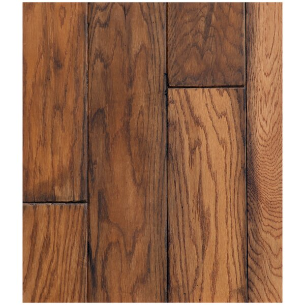 Easoon Usa 5 Engineered White Oak Hardwood Flooring In Artisan