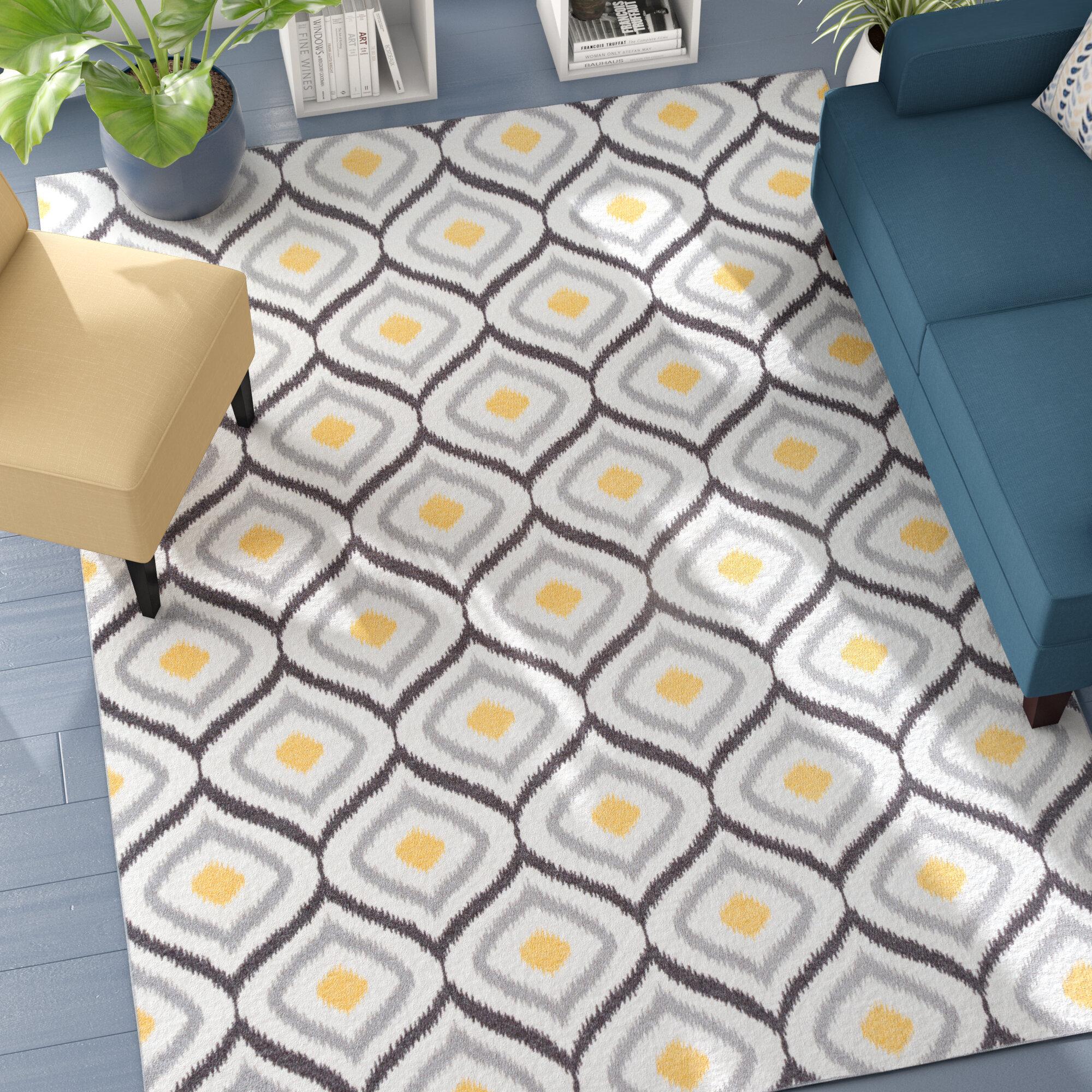 rectangular rugs zm aqua grey rug area surya yellow product mustard dark pepin and red