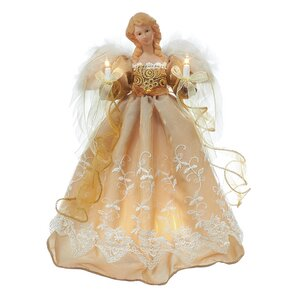 Christmas Tree Toppers You'll Love Wayfair - Christmas Tree Angel Toppers