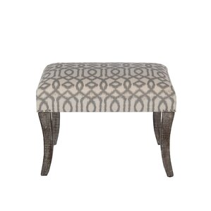 Kayonda Rectangle Ottoman by Red Barrel Studio