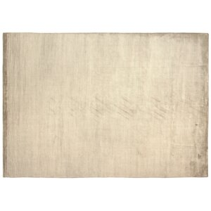 Courduroy Beige Area Rug