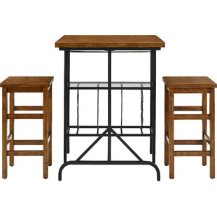 Ordway 3 Piece Dining Set