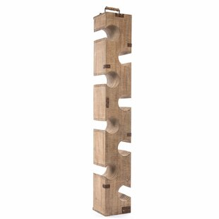 Wilhelm 8 Bottle Floor Wine Rack