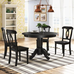 round kitchen dining room sets you ll love wayfair rh wayfair com round dining room table set for 4 round glass dining room table set