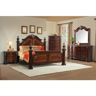 Four Poster Bedroom Sets You\'ll Love