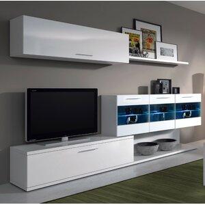Wohnwand Lux von dCor design