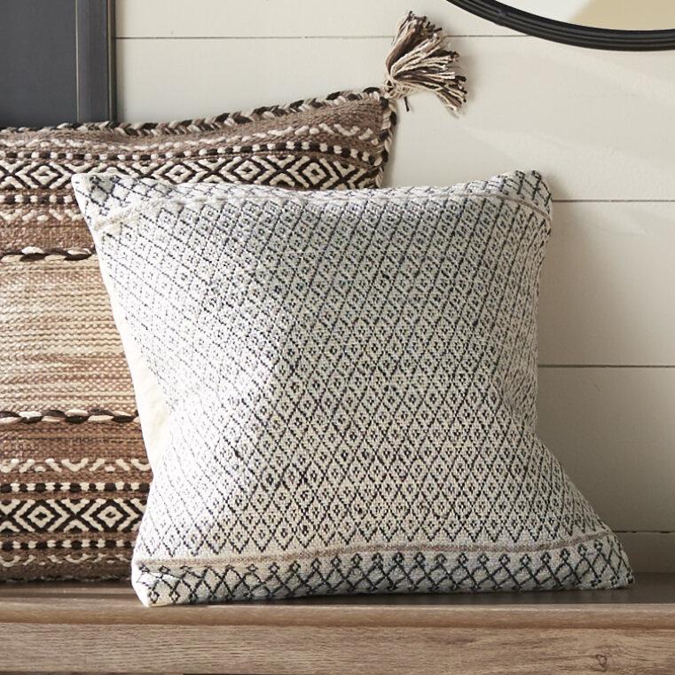 ba443cd56bd Mistana Elita Tribal Pattern Throw Pillow   Reviews