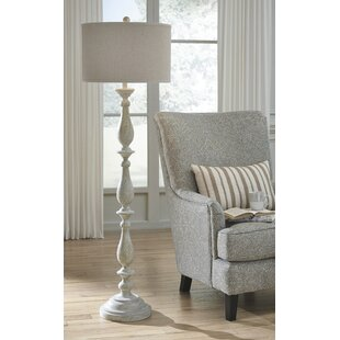 Cottage & Country Floor Lamps You\'ll Love | Wayfair