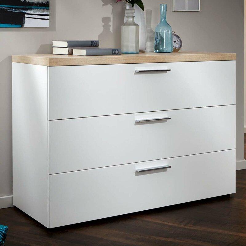 nolte m bel kommode deseo 80 cm b. Black Bedroom Furniture Sets. Home Design Ideas