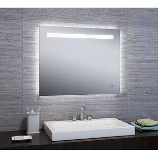 bathroom lighting mirror. Naia LED Bathroom/Vanity Mirror Bathroom Lighting