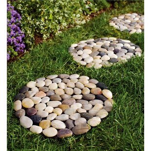 Rock Stepping Stone (Set Of 3)