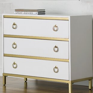 Rowe 3 Drawer Dresser