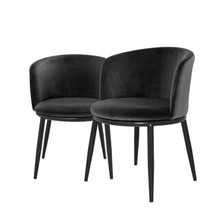 Filmore Upholstered Dining Chair (Set of 2)
