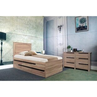 Clegg Twin Storage Platform Bed  sc 1 st  Wayfair & Twin Bed With 6 Drawers | Wayfair