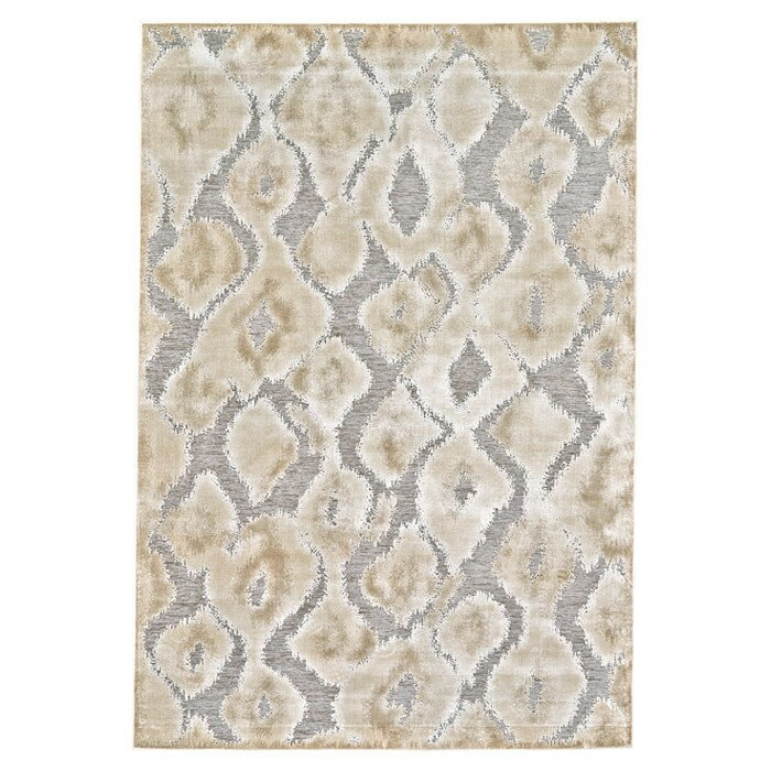 World Menagerie Ledesma Pewter Gray Area Rug Amp Reviews
