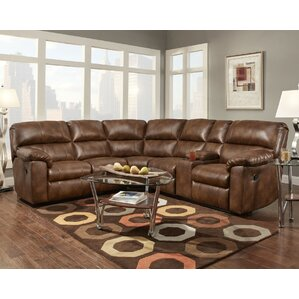 Ankrum Reclining Sectional..