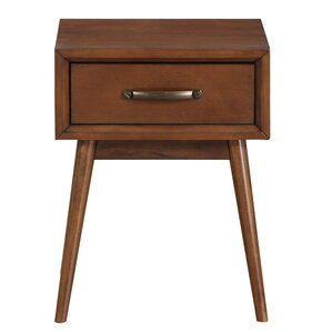 Ripton Mid-Century Modern End Table by Georg..