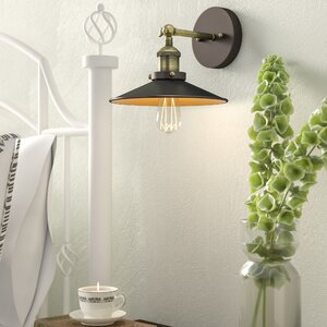 Bouvet Albarado 1-Light Barn Light