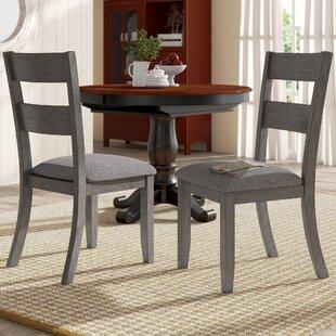 Baumgarten Upholstered Dining Chair (Set of 2)