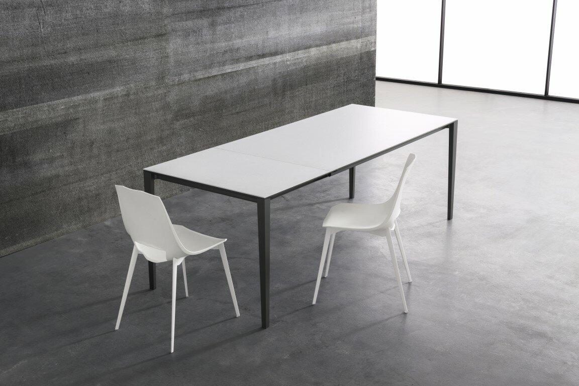 zen extendable dining table allmodern