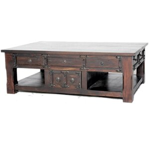Kishmore Coffee Table by World Menagerie