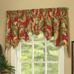 Captiva Swag 100 Curtain Valance Set Of 2