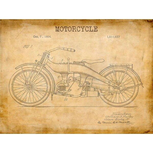Motorcycle Wall Art Metal | Wayfair