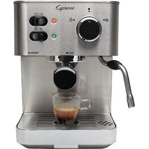 EC PRO Professional Coffee & Espresso Maker