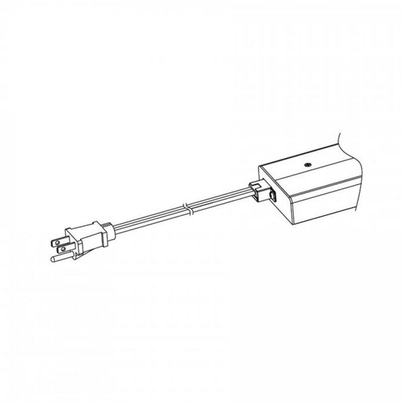 Wac Lighting Light Bar Power Cord