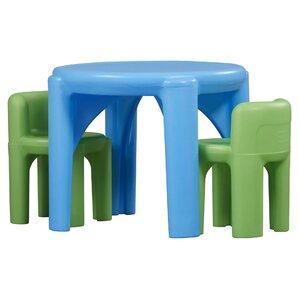 Round Kidsu0027 Table U0026 Chair Sets Youu0027ll Love | Wayfair