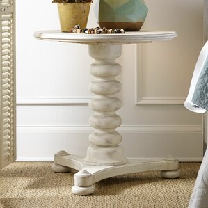 Sunset Point End Table by Hooker Furniture