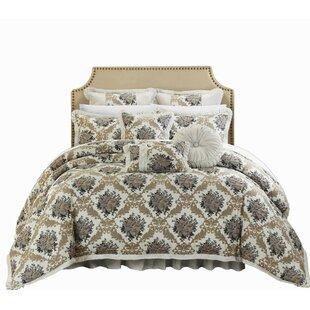 c9db7b0ab3 Chic Home Romeo and Juliet 13 Piece Comforter Set | Wayfair