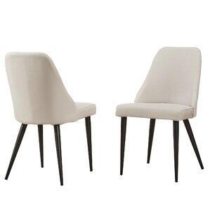 Buttars Parsons Chair (Set of 2) by Mercury Row