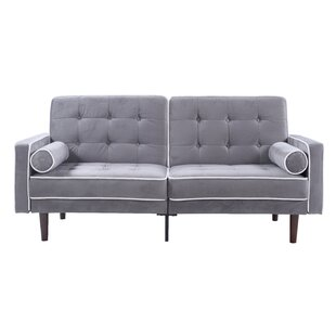 tufted dhp sofa bed emily chair pics image popular and for incredible unbelievable sa lounge futon nsyd trends modern