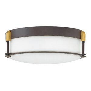 Mcfarland 3-Light Flush Mount