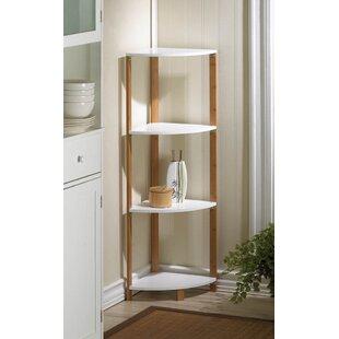 Rounded Corner Bookcase
