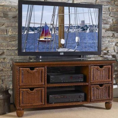 Wicker Rattan Tv Stands Wayfair