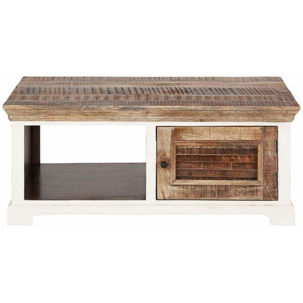 Beachcrest Home KendallPerrine Coffee Table With Storage Wayfair - Kendall coffee table