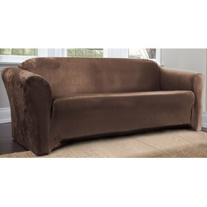 Harper Box Cushion Sofa Slipcover by CoverWorks