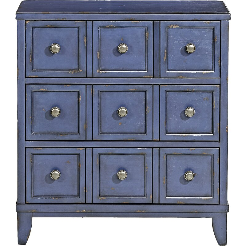Trisha Yearwood Home Collection Metts 3 Drawer Accent Chest Reviews Wayfair