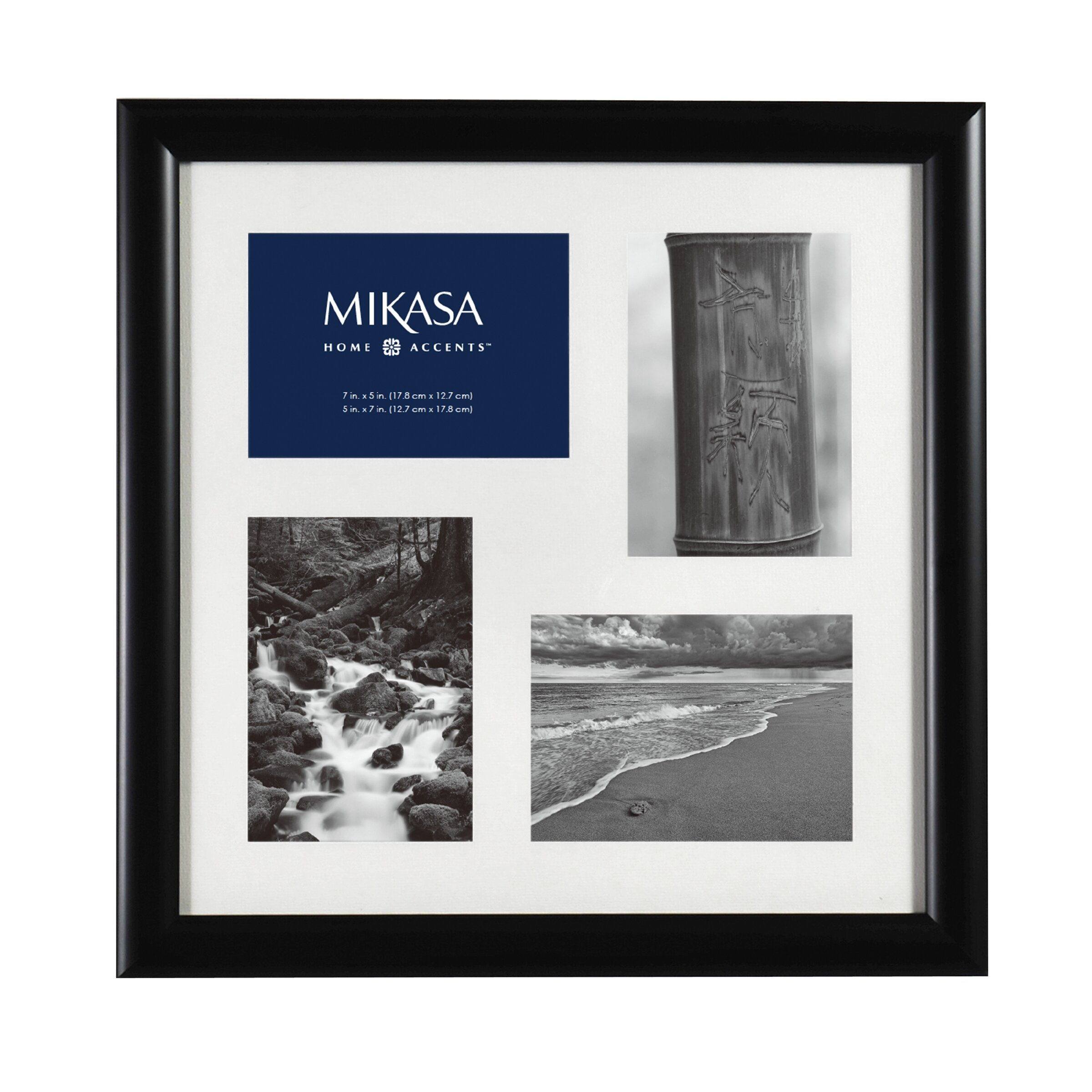 Mikasa 4-Opening Shadowbox Collage | Wayfair