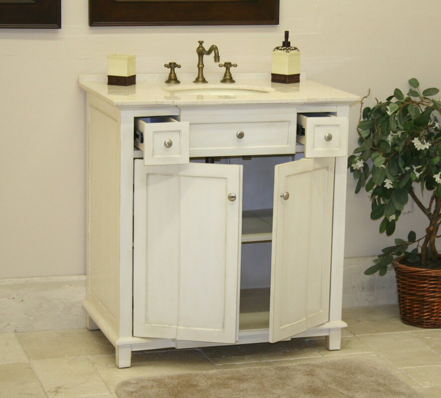 Default nameB I Direct Imports Brighton 34  Single Bathroom Vanity Set  . 34 Bathroom Vanity. Home Design Ideas