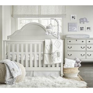 Hudson Fitted Crib Sheet