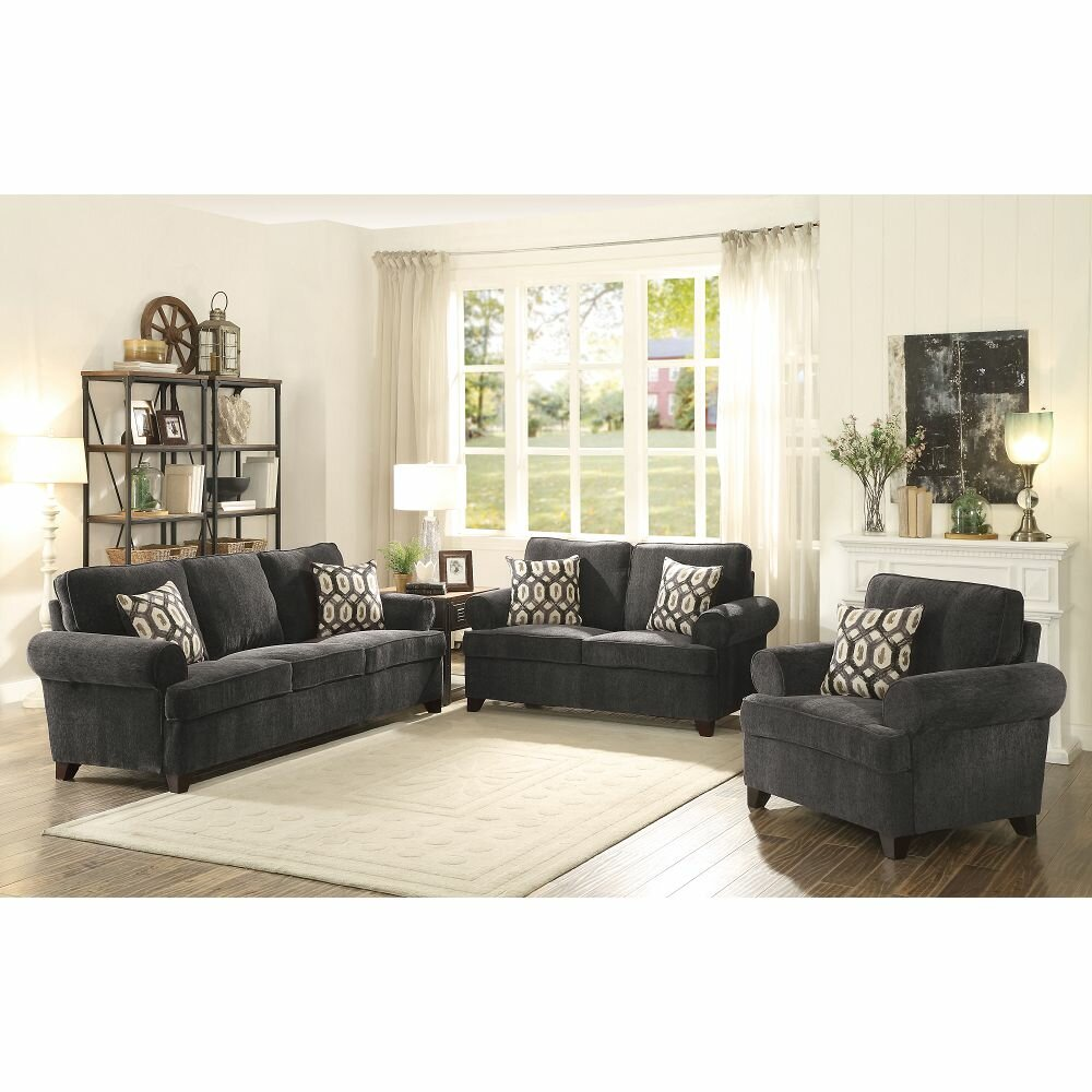 Darby Home Co Redding Living Room Collection & Reviews | Wayfair