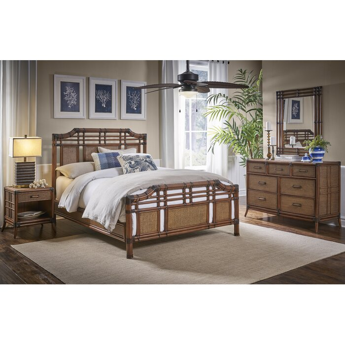 Walden Complete Queen Bedroom Set