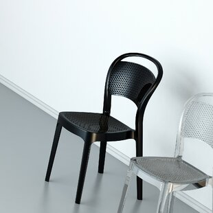 Denya Stacking Dining Chair (Set Of 2) Find