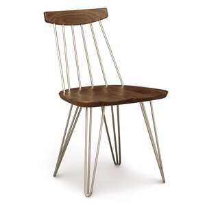 Essentials Solid Wood Dining Chair by Copeland Furniture
