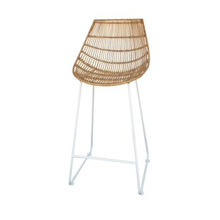 Knutson 65cm Bar Stool By World Menagerie